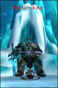 Kingslayer Malevica